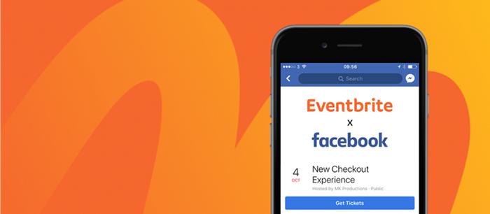 como añadir un evento de Eventbrite a Facebook.com