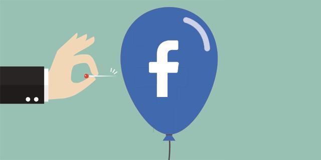 cancelar eliminación de la cuenta de facebook