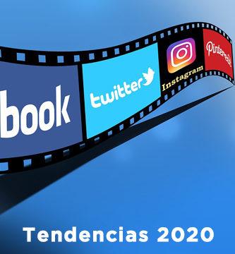 tendencias de 2020 para los vídeos en las RRSS
